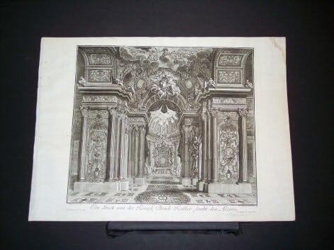 Paul Decker, German architecture, European aristocracy, architectural theory, business art, cathedral art, cathedral architecture