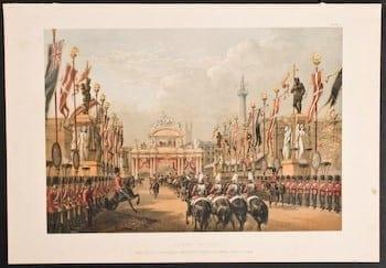 Robert Dudley, royal court, royal flags, horse art, European history, business art