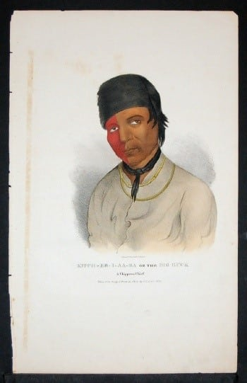 James Otto Lewis, Native American, business art, Indian, American Indian