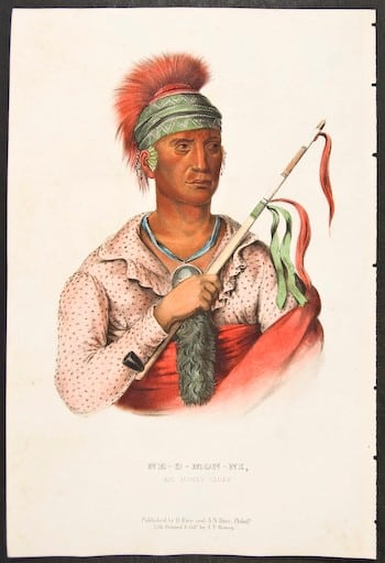 Native American, American Indian, Indian, business art
