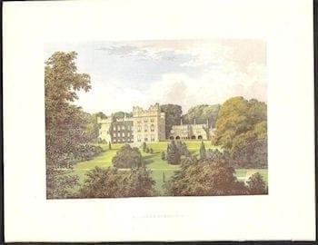 Rev. F.O. Morris, British estate, Irish estate, homes of noblemen, British history, Irish history, business art, architecture, landscape architecture