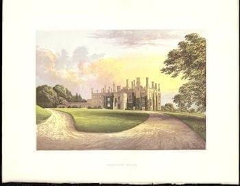Rev. F.O. Morris, British estate, Irish estate, homes of noblemen, British history, Irish history, business art, architecture, castles