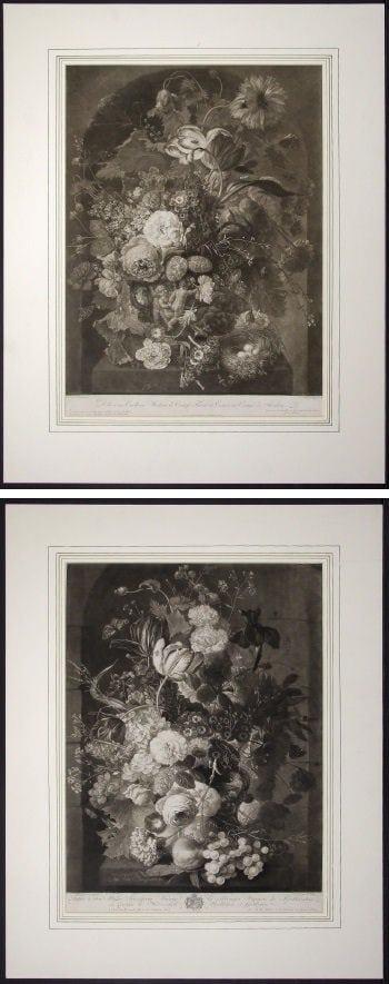 J. P. Pichler, 19th century art, Vienna art, mezzotint, business art