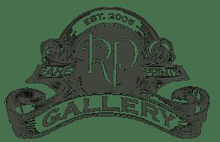 Rare Prints Gallery logo, old maps, antique prints