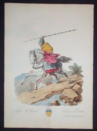 Charles Hamilton Smith, ancient clothing, British clothes, British costumes, horseback riding, business art, dressage