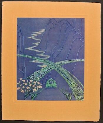 Hubert Julian Stowitt, Chinese play, Chinese art, ancient China, business art