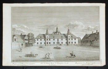 Lauritz de Thurah, Danish art, Dutch art, Danish architecture, Dutch architecture, Denmark gardens, Baroque landscaping, business art, horseback riding, farm life