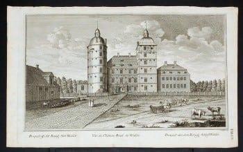 Lauritz de Thurah, Danish art, Dutch art, Danish architecture, Dutch architecture, Denmark gardens, Baroque landscaping, business art